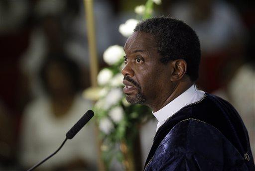Pastor Walks Line Between Leading, Comforting Emanuel AME