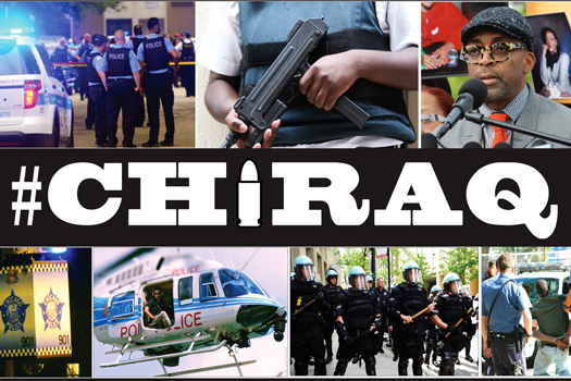 #CHIRAQ: More Than Just a Nickname, a Shameful and Tragic Reality for Many