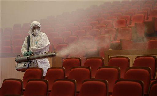 2 S. Korean Hospitals Shut Over MERS Fears; 13th Person Dies