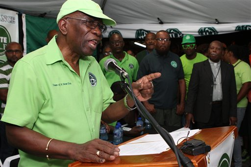 FIFA Crisis: Jack Warner 'to Reveal All Despite Fears'