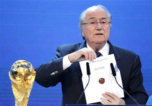 FIFA to Suspend Bidding for 2026 World Cup Amid Corruption Scandal