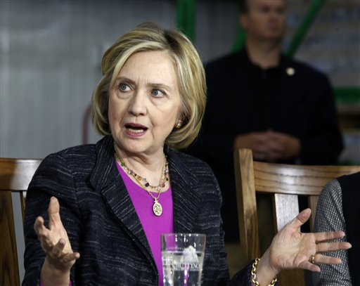 Clinton to Press for Early Voting Expansion in States