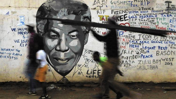 In South Africa, Continuing Racism Leads Blacks to Doubt Mandela's Vision