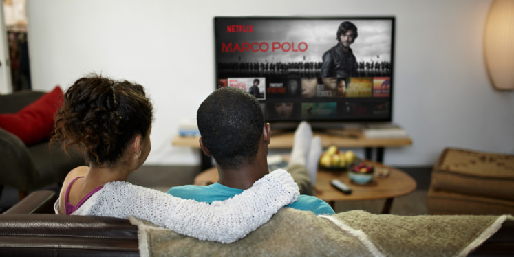 Netflix Will Soon Outperform All Major TV Networks