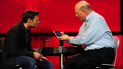 The Eight Most Awkward Celebrity Tech Product Launches