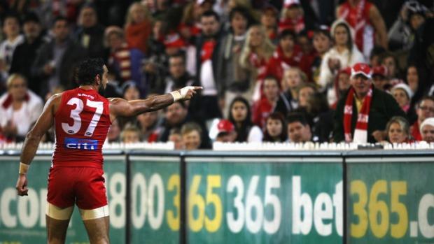 AFL Taunts at Adam Goodes Reignite Racism Row