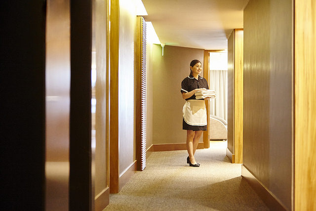 Why You Should Always Tip Your Hotel Housekeeper