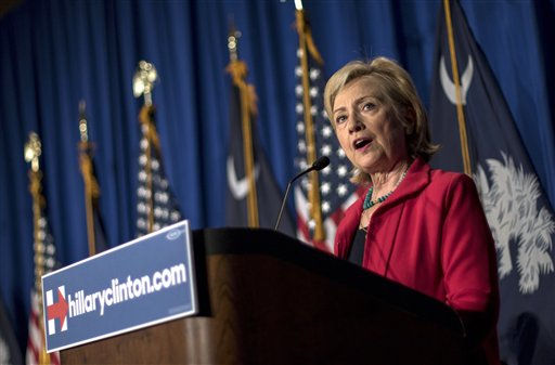 In New White House Bid, Clinton Embraces Race as a Top Issue