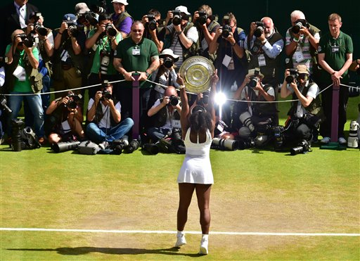 Serena Williams and the Fear of a Dominant Black Woman