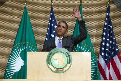 Despite Economic Gains, Obama's Work in Africa is Unfinished