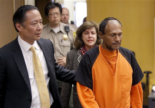 A Federal Agent's Gun Was Used in San Francisco 'Sanctuary City' Murder Case