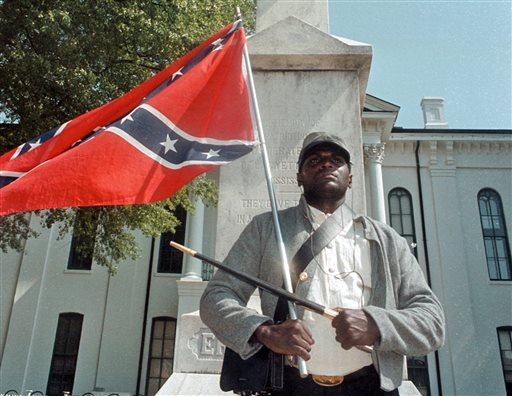 Black Backer of Confederate Flag Was Anomaly in Mississippi