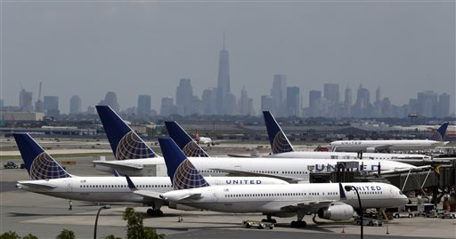 United Airlines Suffers 2nd Major Grounding in 2 Months