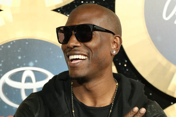 Tyrese: I'm Only 'Played on Black Radio'