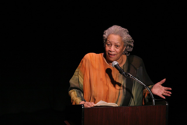 Toni Morrison: 'The Present is Not Good. All the Hawks are Screaming'