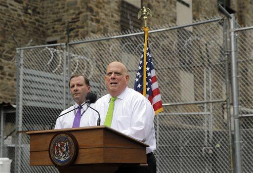 Closing of Baltimore Detention Center Marks a Milestone