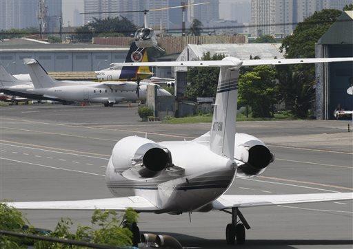 Stuck in Manila, Chris Brown Pleads, 'Please, Let Us Leave'