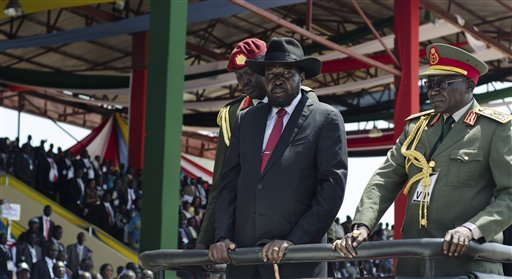 S. Sudan Media Switch Off for 24-Hours Over Journo's Murder