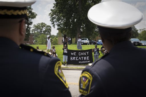 Cities Make Police Changes After Unrest Over Citizen Deaths