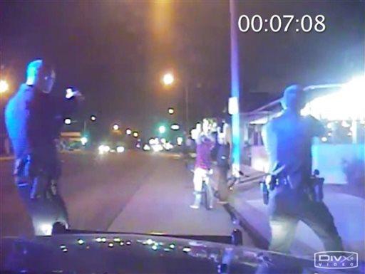 Video Released Shows Police Killing Unarmed Man in LA Suburb