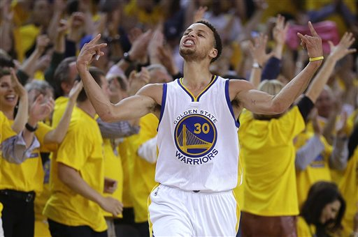 Stephen Curry Overtakes LeBron James for NBA's Top Jersey