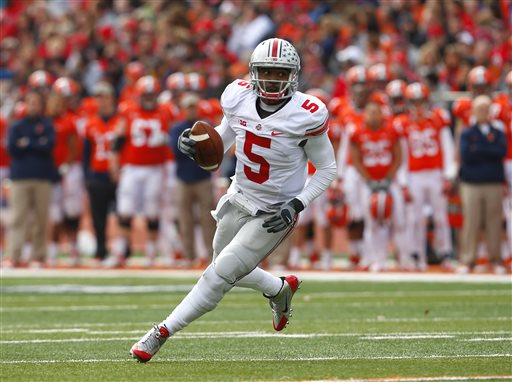 Report: Ohio State's Miller Shifting from QB to Receiver