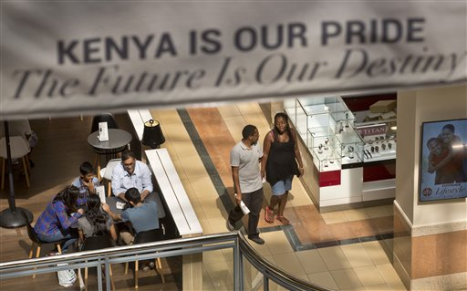 Kenya's Westgate Mall Reopens after 2013 Terror Attack