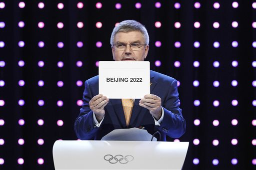 Olympic Committee Selects Beijing to Host 2022 Winter Games After Surprisingly Close Vote