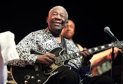 Coroner: No Evidence B.B. King Was Poisoned Before Death