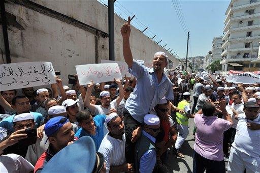 22 Die in Clashes in Algeria, President Orders Crackdown