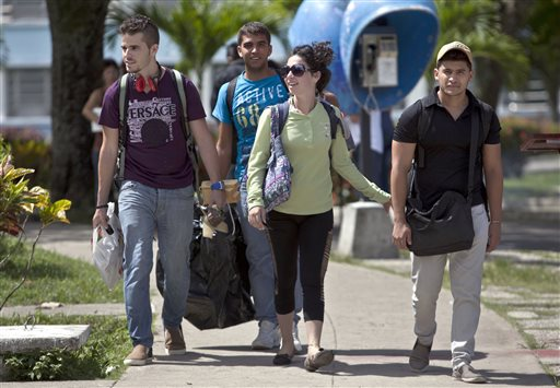 Colleges in Cuba, US Build Ties as Diplomatic Tensions Ease