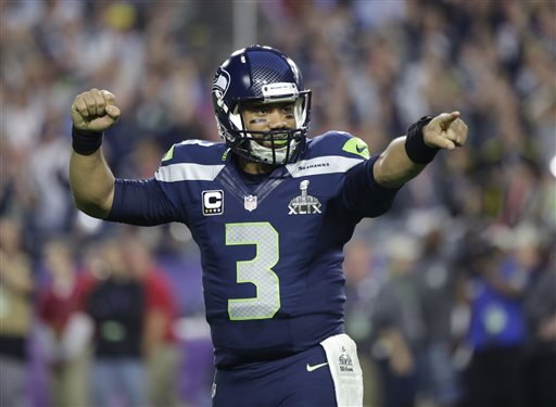 Wilson Signs 4-Year Contract Extension with Seahawks