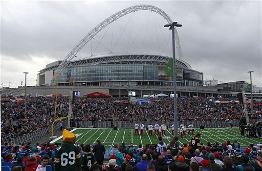 NFL Reaches 10-Year Stadium Deal with Tottenham