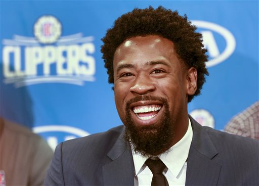 DeAndre Jordan Happy with Clippers After Free Agent 'Fiasco'