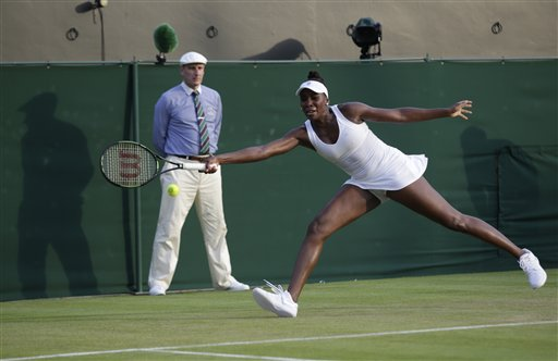 Wimbledon Lookahead: 1 Win Apiece Sets Up All-Williams Match