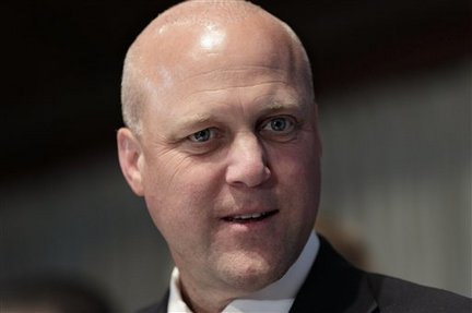 Mitch Landrieu Calls for Removal of New Orleans' Confederate Symbols