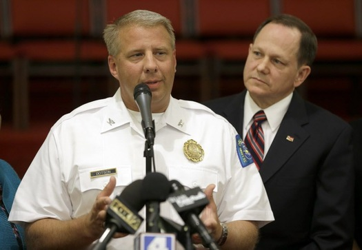 Police Chief Says Autopsy Shows Black Missouri 18-Year-Old was Shot in the Back