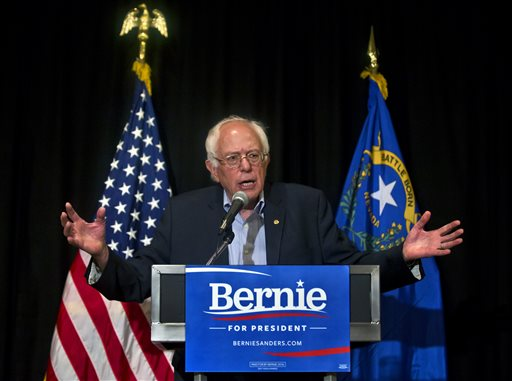 Democrats: Sanders Unelectable
