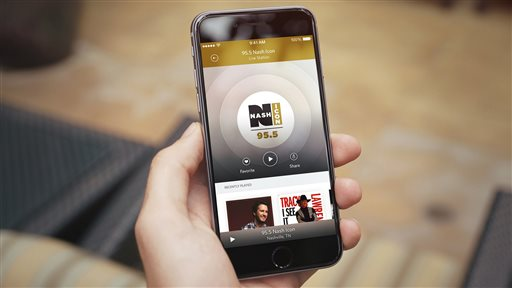 Rdio Enables Saving of Tracks from 500 Live Radio Stations