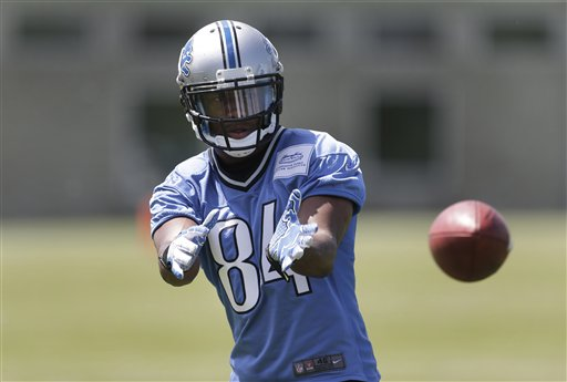 Lions Wide Receiver Ryan Broyles Lives on Budget of $60,000 a Year