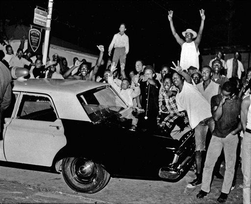 From Traffic Stop to Fiery Uproar, a Look at the Watts Riots