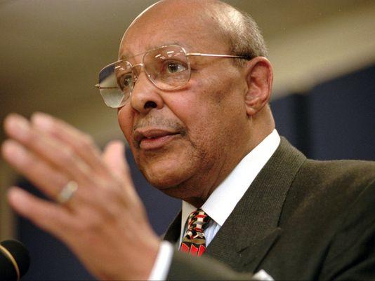Louis Stokes, Ohio's 1st Black Congressman, Dies