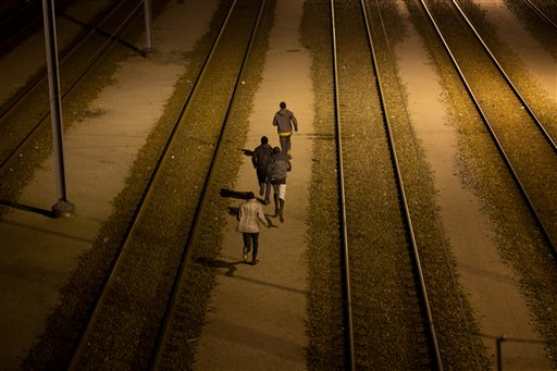 Britain and France Crack Down on Economic Migrants