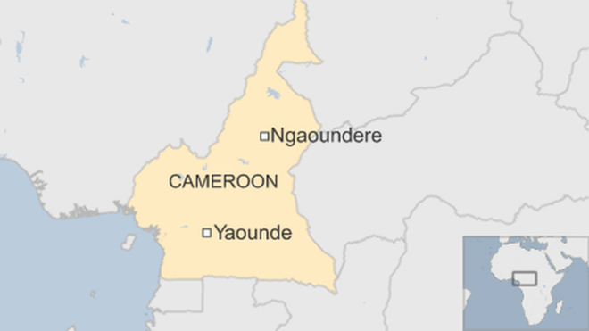 Cameroon Police 'Free Children After Years in Chains'