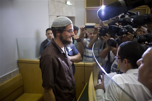 Q&A: A Look at the History of Jewish Extremism in Israel