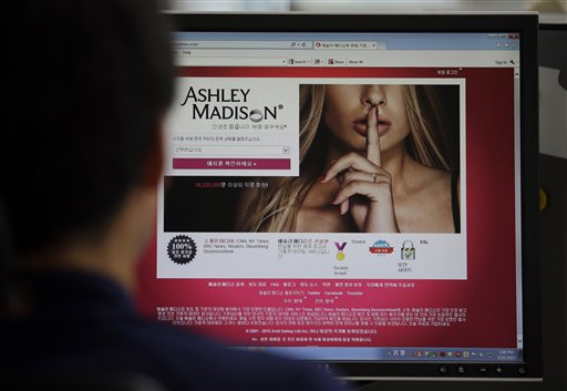 Hackers Finally Post Stolen Ashley Madison Data