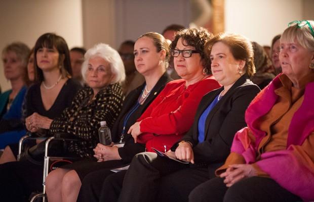 The Women's Leadership Gap