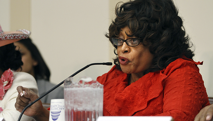 Brown: Court Should Stop Lawmakers from Redrawing District