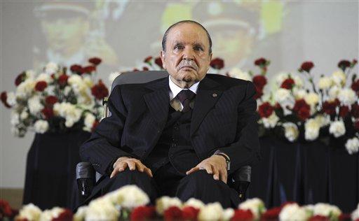 Firing of Generals Raises Fear of Return to Algerian Strife