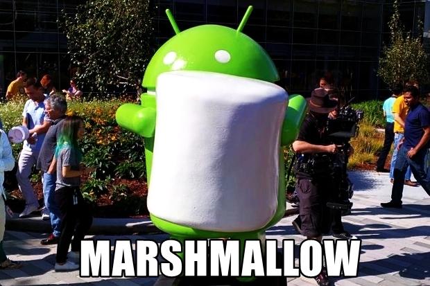 "Android 6.0 M ""Marshmallow"" vs. iOS 9"